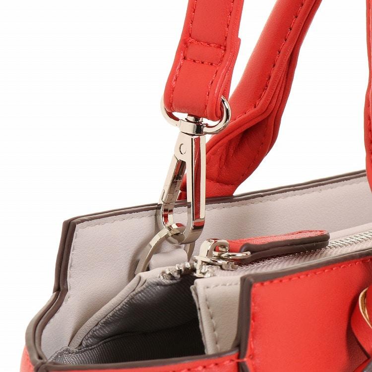 ≪JEWELNA ROSE/ジュエルナローズ≫カリーナ トートバッグ ミディアムサイズ レディース ベーシック シンプル 通勤バッグ 通学バッグ 32656