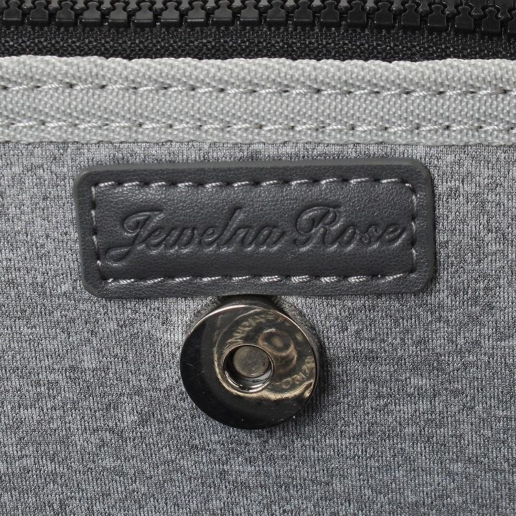 ≪JEWELNA ROSE ジュエルナローズ≫トレバー トートバッグ ミディアムサイズ 32712 レディース スポーティ カジュアルバッグ
