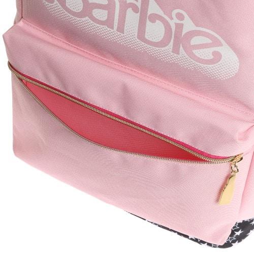 ≪Barbie/バービー≫ ジェシカ バックパック スクエアタイプ B4サイズ収納 通学用におすすめ!90sロゴがキュートなカジュアルリュック 57122