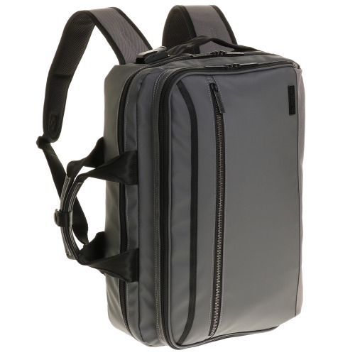 【30%OFF】≪invicta/インビクタ≫ ピエル 3wayタイプビジネスバッグ 持つ×背負う×掛ける ラミネート素材で雨の日も B4サイズ PC収納 59687