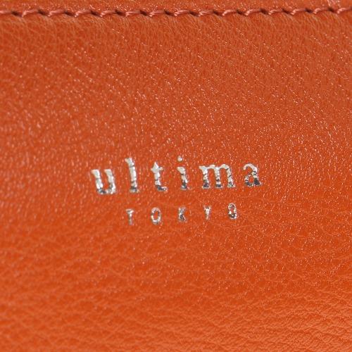 ≪ultima TOKYO/ウルティマ トーキョー≫ アーバンスイッチショルダー ショルダーバッグ/クラッチ/バッグinバッグの3WAYで使える レザーショルダー 8インチタブレット収納 マチなしタイプ 77879