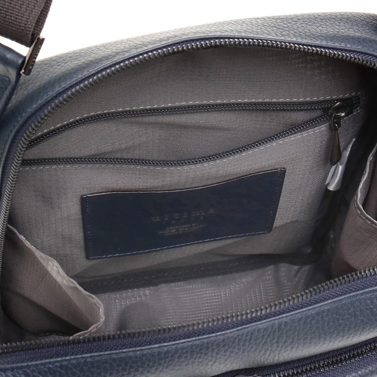≪ultima TOKYO/ウルティマ トーキョー≫ バルトロメオ ショルダーバッグ タテ型 三方開きで取り出しやすいショルダーバッグ 78041