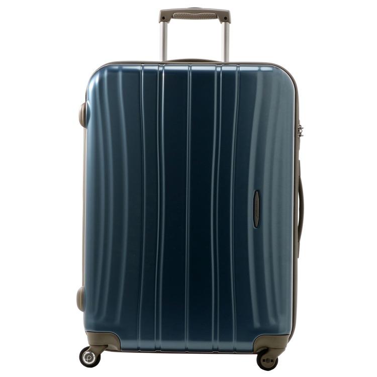 【公式EC限定商品】≪Proteca/プロテカ≫ フラクティⅣ スーツケース ジッパータイプ 76リットル 1週間~10泊程度の旅行に 02874