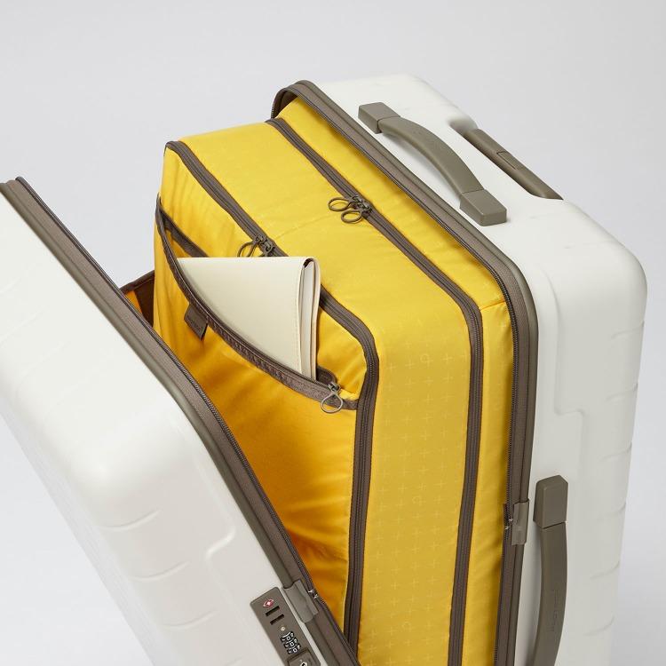 ≪Proteca/プロテカ≫ 360T スーツケース 360°オープン ジッパータイプ 86リットル 1週間~10泊程度の旅行に   02924