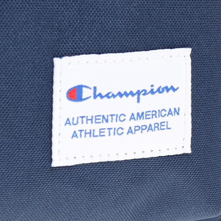≪Champion/チャンピオン≫ ヒッコリー バックパック 20リットル デイパックタイプ スクリプトロゴのテープ使いがアクセントのリュックサック 55893