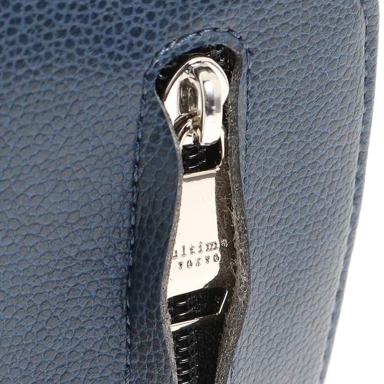 ≪ultima TOKYO/ウルティマ トーキョー≫ マイクロショルダー タテ型・薄マチショルダーバッグ バッグインバッグにもなる2WAYタイプ 77921