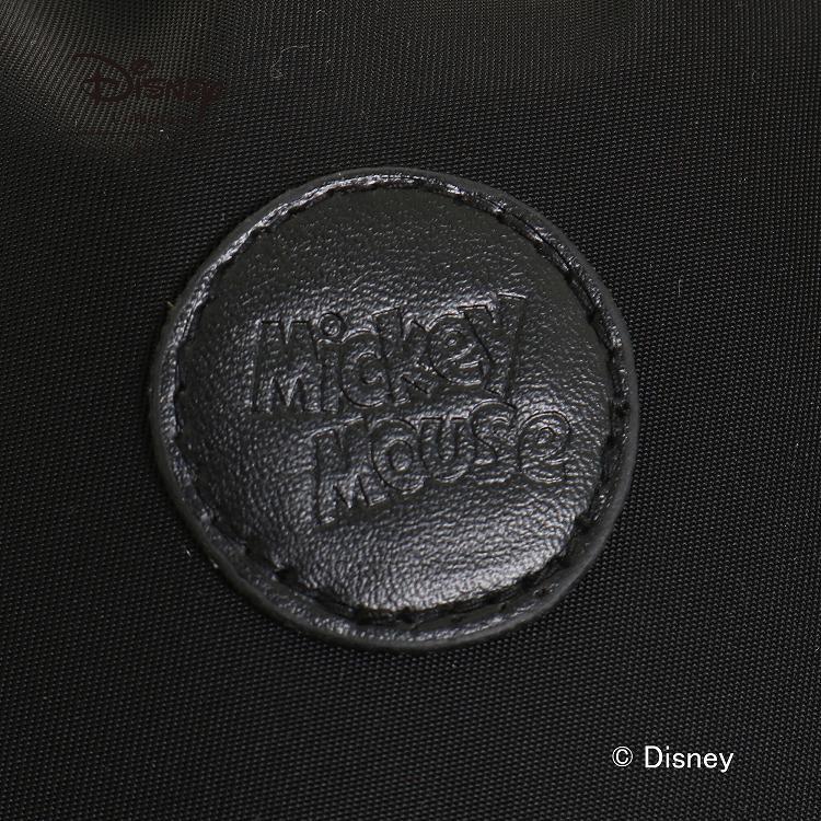 ≪JEWELNA ROSE/ジュエルナローズ≫ トロトゥール ディズニー ミッキー メニーフェイシズ 巾着ポーチ 小物入れ 縦型 スタンド式 立てて収納可能 29852