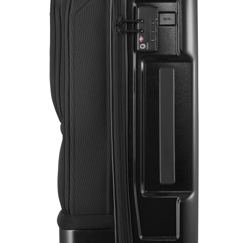 """≪ace./エース≫ DPキャビンワン """"ハイブリッド"""" スーツケース 37リットル 機内持込み対応サイズ 荷物が出し入れしやすいソフトタイプシェル 15インチPC収納 06332"""