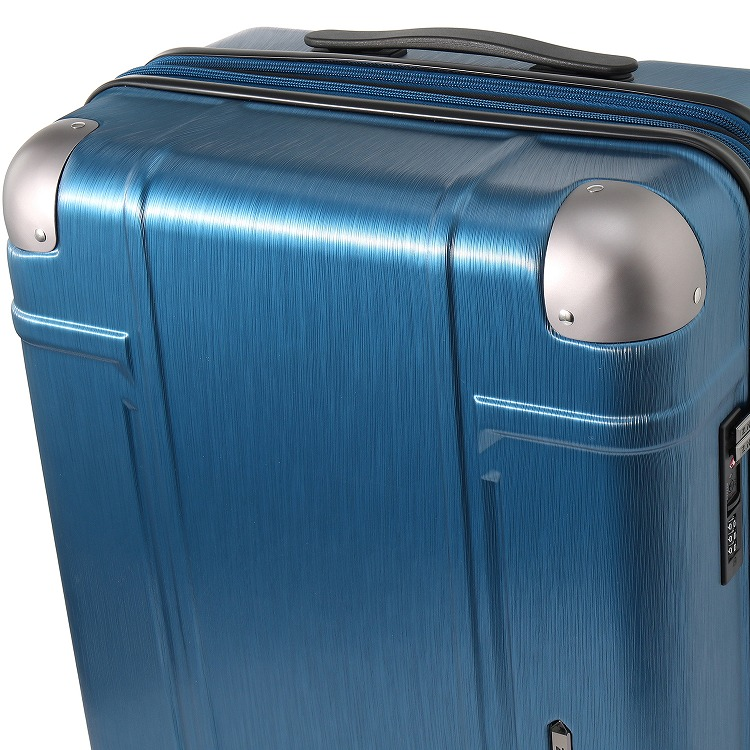 ≪Z.N.Y/ゼット・エヌ・ワイ≫ ミネオラ スーツケース エキスパンダブル 61→73リットル ジッパータイプ 1週間程度の旅行に 06523