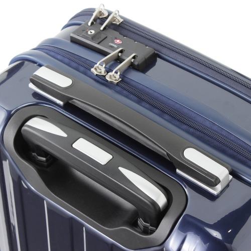 【30% OFF】≪ACE/エース≫ トランジット 機内持込サイズ フロントポケット付 ジッパータイプスーツケース 2~3泊程度の旅行や出張に 31リットル  06033