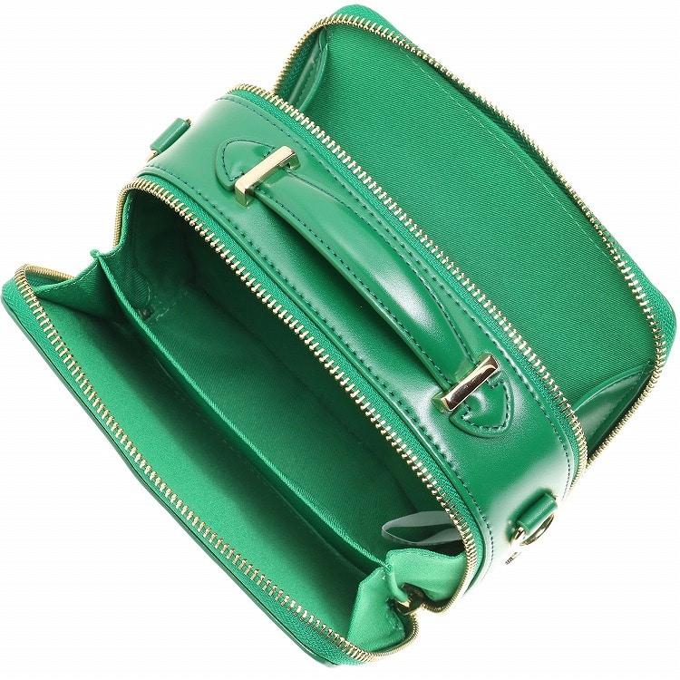 ≪JEWELNA ROSE/ジュエルナローズ≫ ミッション ショルダーバック 鮮やかな色が可愛いミニバッグ 34804
