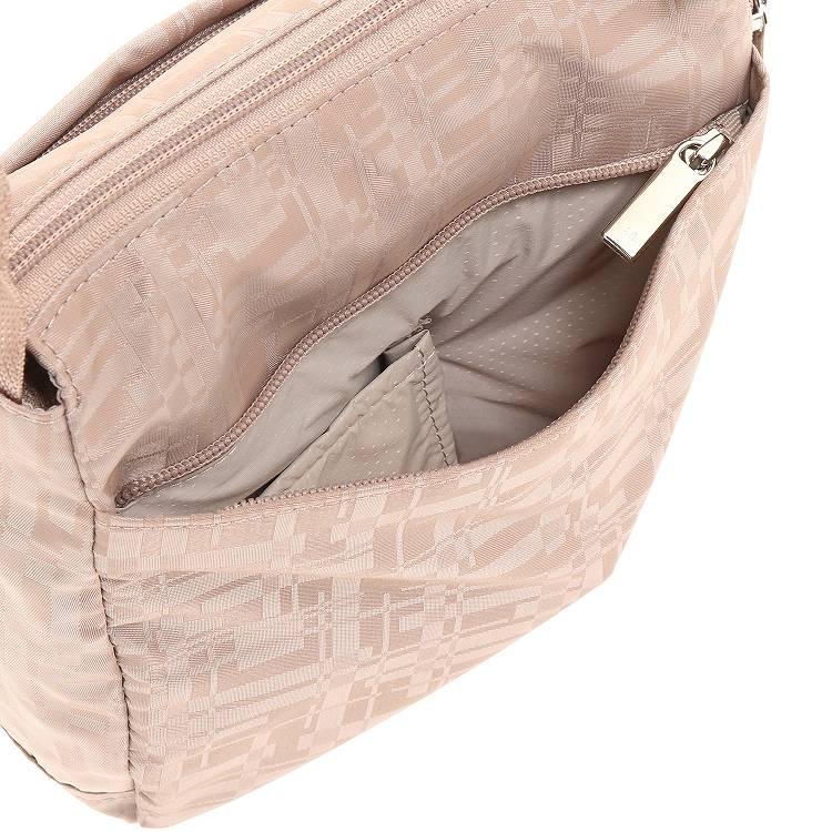 ≪ace. ウィルカール≫ ショルダーバッグ ジャガード織りが上品なトラベルシリーズ 55602