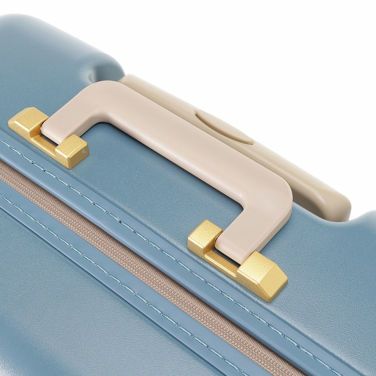≪JEWELNA ROSE ジュエルナローズ≫トロトゥール スヌーピー スーツケース 4-5泊 47L キャスターストッパー搭載 レディース かわいい ピーナッツ 06028