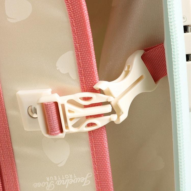≪JEWELNA ROSE/ジュエルナローズ≫トロトゥール スウィートジュエル スーツケース 1週間程度のご旅行に 75L 38813