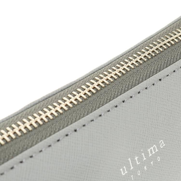 ≪ultima TOKYO/ウルティマ トーキョー≫ アーバンスイッチショルダー LTD2 ショルダーバッグ/クラッチ/バッグinバッグの3WAYで使える レザーショルダー 8インチタブレット収納 マチなしタイプ 77889