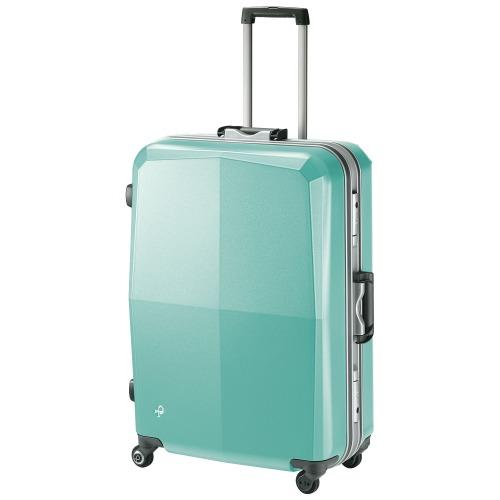 ≪プロテカ エキノックスライト オーレ≫ 81リットル◆1週間~10泊程度のご旅行向きスーツケース 00743