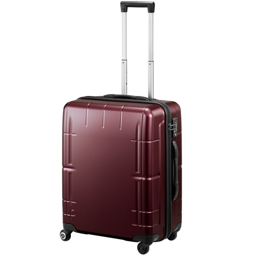 プロテカ スタリアV 4,5泊~1週間程度の旅行用スーツケース 66リットル  02643