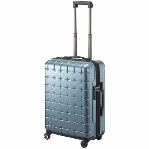 ≪Proteca/プロテカ≫ 360s メタリック スーツケース 44リットル 3泊程度のご旅行に 02722