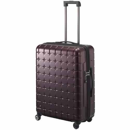 ≪Proteca/プロテカ≫ 360s メタリック スーツケース 61リットル 4~5泊程度のご旅行に 02723