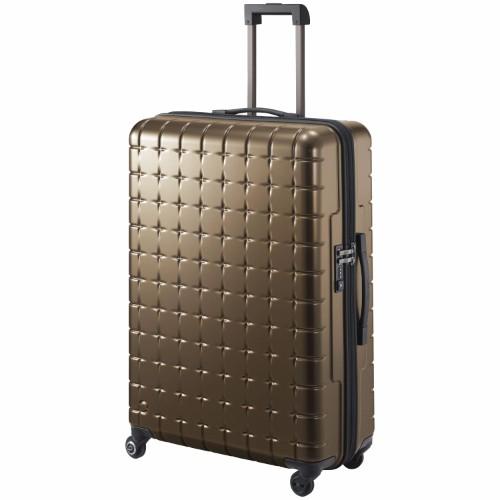 ≪プロテカ 360s メタリック≫ スーツケース 85リットル☆10泊程度のご旅行に 02724