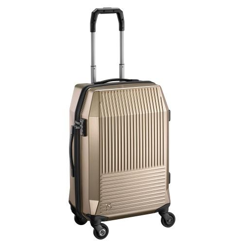 【限定カラー】≪プロテカ フリーウォーカーD LTD≫パワフル&機敏な走行性能!◆4、5泊程度のご旅行用スーツケース 59リットル 02737