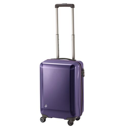 ≪プロテカ ラグーナライト Fs≫ 35リットル 機内持込可 国内外の2泊程度のご旅用スーツケース 静かで滑らかなベアロンホイール搭載 02741