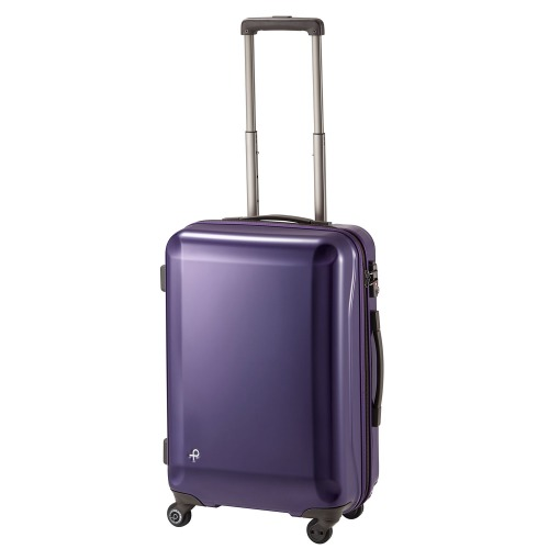 ≪プロテカ ラグーナライト Fs≫ 47リットル★3泊程度の近場の海外旅行におすすめスーツケース 静かで滑らかなベアロンホイール搭載 02742