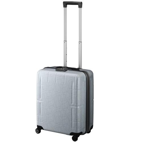 【限定・ジオメトリック柄】プロテカ スタリアV 機内持込 2~3泊程度の旅行用スーツケース 37リットル 02861