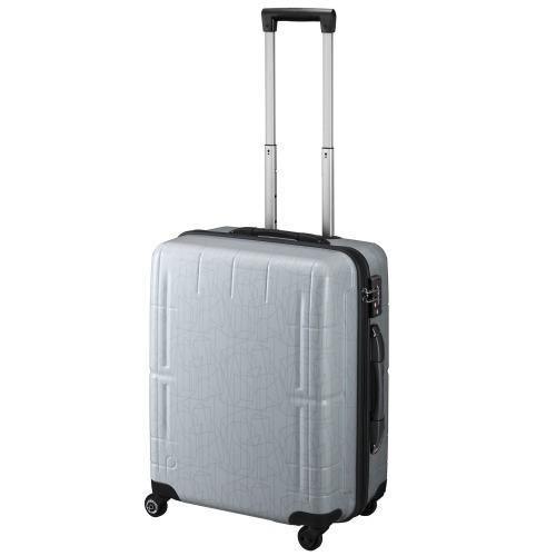 【限定・ジオメトリック柄】プロテカ スタリアV 3~5泊程度の旅行用スーツケース 53リットル  02862