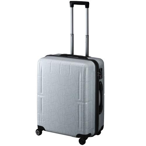【限定・ジオメトリック柄】プロテカ スタリアV 4,5泊~1週間程度の旅行用スーツケース 66リットル  02863