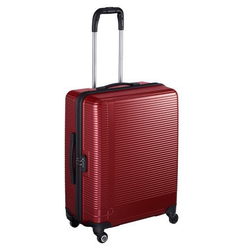 ≪プロテカ ステップウォーカー≫ スーツケース 75リットル 自由自在に操れる3Way走行 1週間程度の旅行に 02892