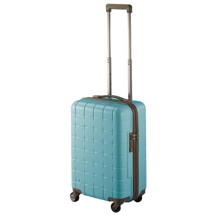 ≪Proteca/プロテカ≫ 360T スーツケース 360°オープン ジッパータイプ 33リットル 機内持込み対応サイズ 2~3泊程度の旅行に 02921