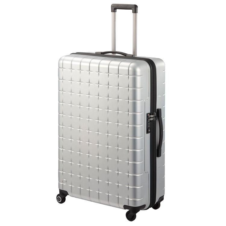 ≪Proteca/プロテカ≫ 360T メタリック スーツケース 360°オープン ジッパータイプ 86リットル 1週間~10泊程度の旅行に   02924