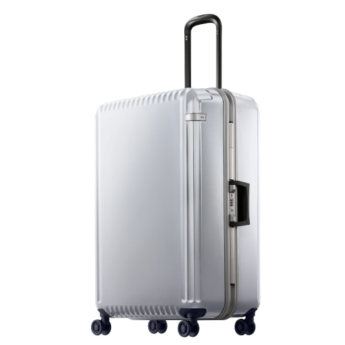 ≪ace. パリセイドF≫ 90リットル 1週間~10日間のご旅行にオススメ♪ フレームタイプスーツケース 05574