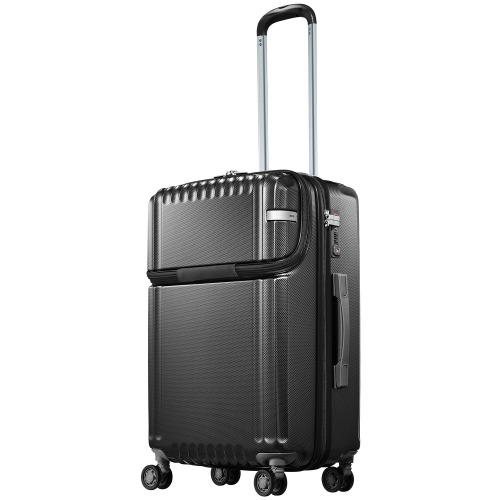 ≪ace. /エース≫ パリセイドZ スーツケース フロントポケット付き 52リットル 4~5泊程度のご旅行向き 05586