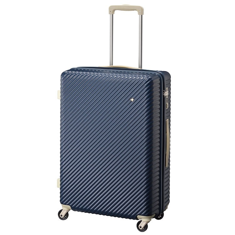 ≪HaNT/ハント≫マイン スーツケース☆4-5泊用 75リットル 05747