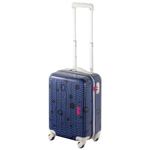≪Barbie/バービー≫ アメリアTR スーツケース 26リットル ジッパータイプ 機内持込サイズ 1~2泊程度の旅行に  06096