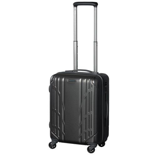 ≪ワールドトラベラー/ナヴァイオ≫ スーツケース 2~3泊旅行に 30リットル 機内持ち込みサイズ 便利なキャスターストッパー機能付! 06151