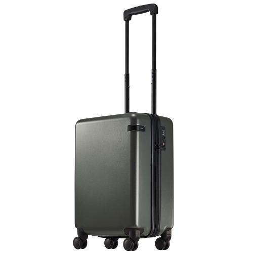 ≪ace. コーナーストーンZ≫ ジッパータイプ スーツケース 37リットル 機内持込サイズ 2~3泊程度のご旅行に 06231