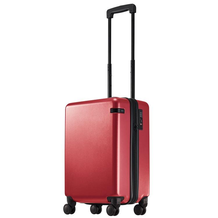 ≪ace. /エース≫ コーナーストーンZ スーツケース ジッパータイプ 37リットル 機内持込サイズ 2~3泊程度のご旅行に 06231