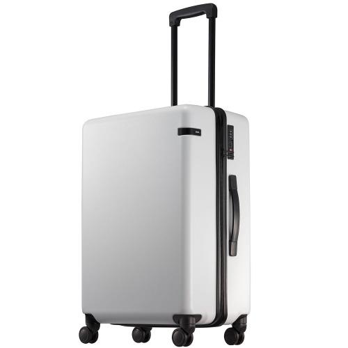 ≪ace. コーナーストーンZ≫ ジッパータイプ スーツケース 74リットル 1週間の程度のご旅行に 06233