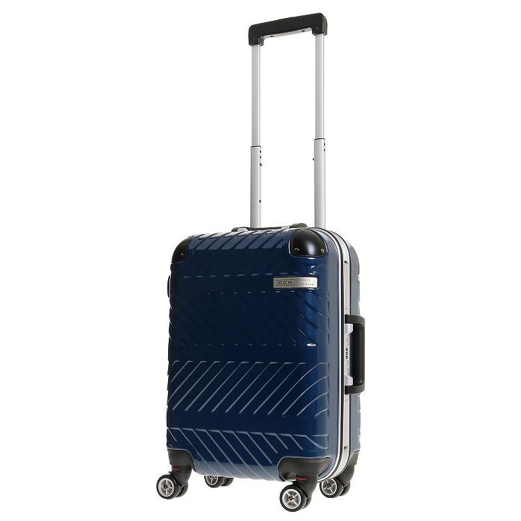≪ACE DESIGNED BY ACE IN JAPAN≫ パラヴァイド スーツケース フレームタイプ 機内持ち込み対応サイズ 31リットル 1~2泊の旅行に 06296