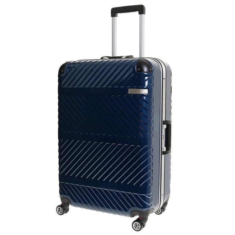 ≪ACE DESIGNED BY ACE IN JAPAN≫ パラヴァイド スーツケース フレームタイプ 88リットル 1週間程度の旅行に 06298
