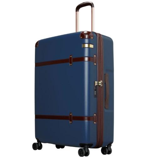 ≪ace. サークルZ≫ スーツケース 85リットル 1週間~10泊程度のご旅行に。キャスターストッパー機能付き 06343