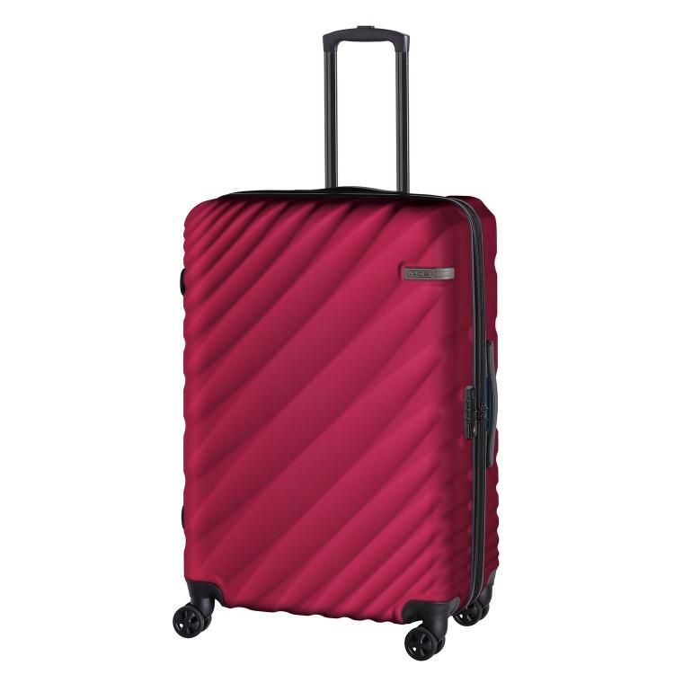 ≪ACE DESIGNED BY ACE IN JAPAN≫ オーバル スーツケース ジッパータイプ 拡張機能付き 90→拡張時111リットル 10泊以上の旅行に 06423