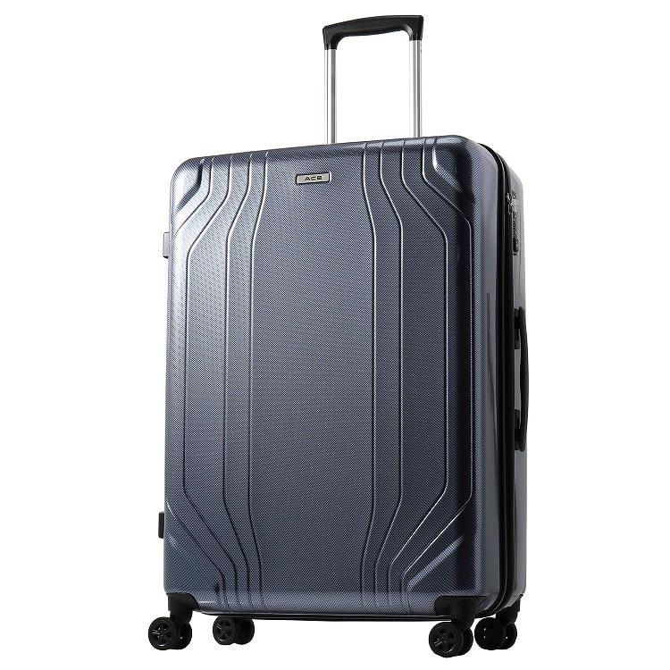 ≪ACE/エース≫ コンベクション スーツケース 83リットル ジッパータイプ 1週間程度の旅行に 06614