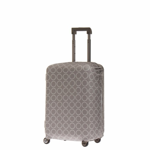 ≪&P/アンドプロテカ≫ パレ スーツケースカバー Mサイズ 12511
