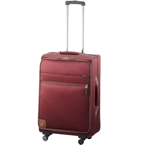 ≪プロテカ/ソリエ2≫3泊程度の旅行用キャリーケース  45リットル 12724