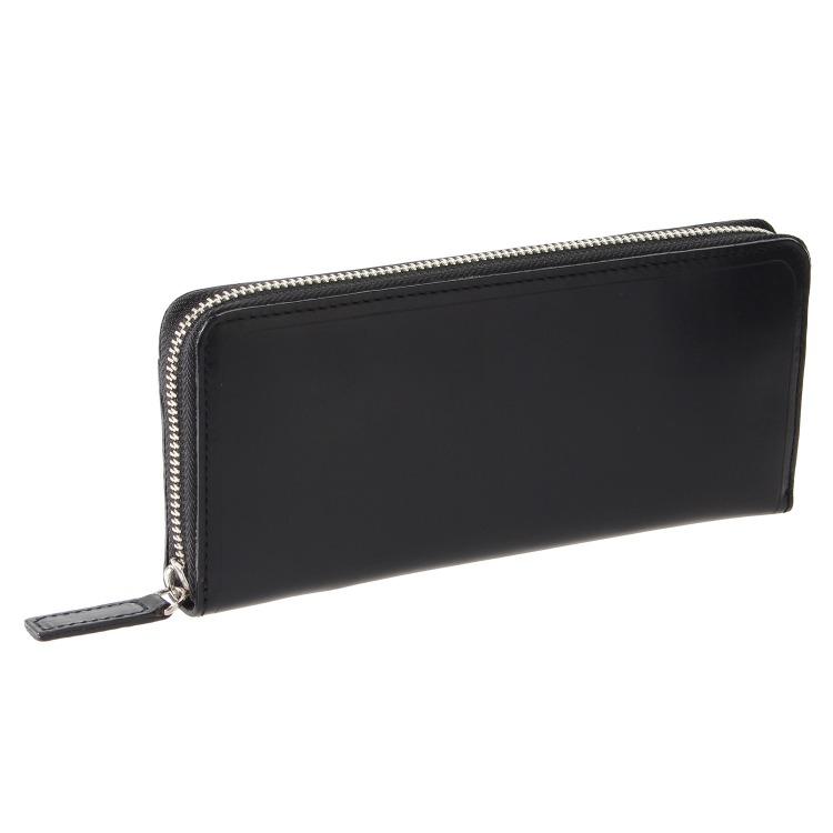≪PLUS STYLE/プラススタイル≫クロムエクセルⅡ ラウンドファスナー長財布 カード収納豊富 14498