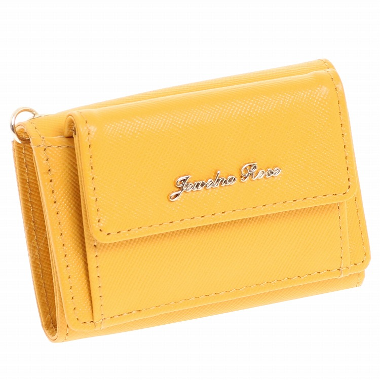≪JEWELNA ROSE ジュエルナローズ≫パレット ミニ財布 33732 レディース 三つ折り財布 ミニウォレット